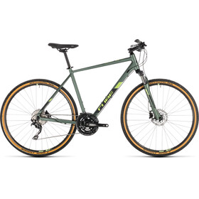 Cube Nature EXC Hybrid Bike green